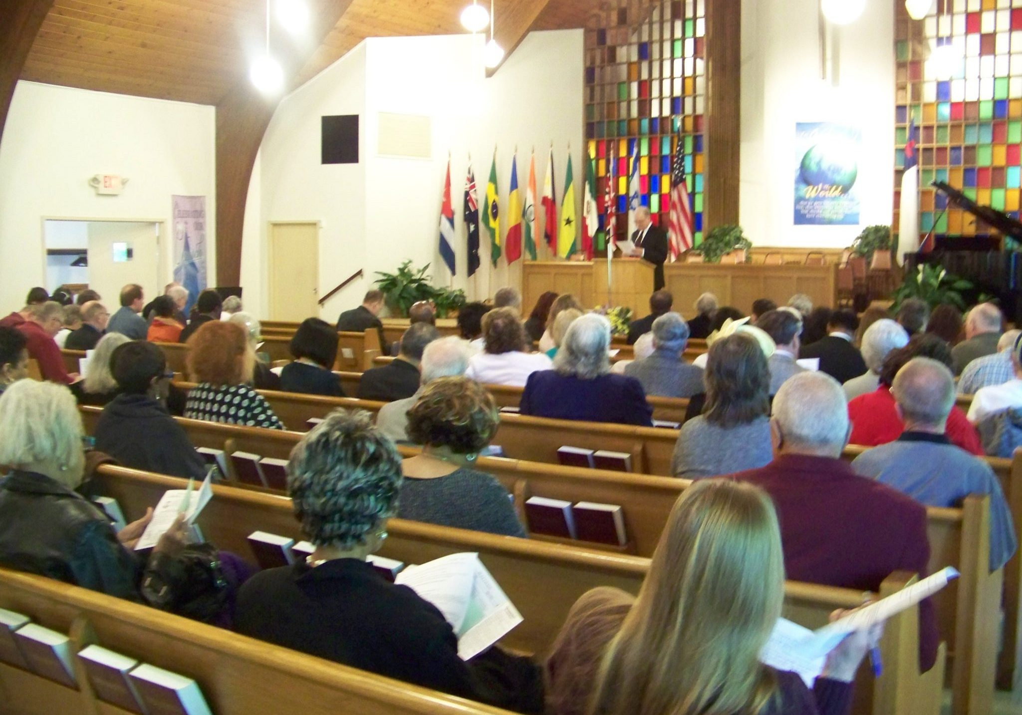Carol Rusnacko - # Church service